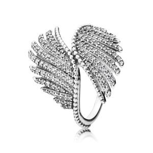 Majestic Feathers Ring